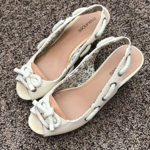 Maurices Shoes - Maurice's Wedged Heels